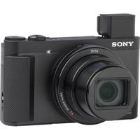 Sony Cyber-Shot DSC-HX90V - Vue du dessus