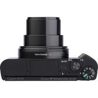 Sony Cyber-Shot DSC-HX95 - Vue du dessus