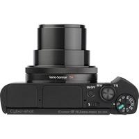 Sony Cyber-Shot DSC-HX99 - Vue du dessus