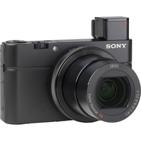 Sony Cyber-Shot DSC-RX100M4 - Vue de 3/4 vers la droite