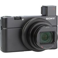 Sony Cyber-Shot DSC-RX100M6 - Vue de 3/4 vers la droite