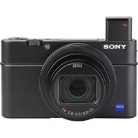 Sony Cyber-Shot DSC-RX100M6 - Autre vue de face