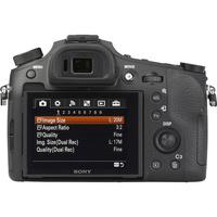 Sony Cyber-Shot DSC-RX10M3 - Vue de dos