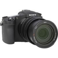 Sony Cyber-Shot DSC-RX10M3 - Vue de 3/4 vers la droite