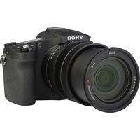 Sony Cyber-Shot DSC-RX10M4 - Vue de 3/4 vers la droite