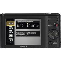 Sony Cyber-Shot DSC-W810 - Vue de 3/4 vers la droite