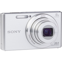 Sony Cyber-Shot DSC-W830 - Vue de dos