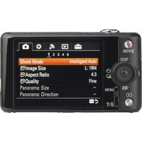 Sony Cyber-Shot DSC-WX220 - Vue du dessus