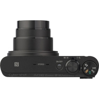 Sony Cyber-Shot DSC-WX350 - Vue du dessus