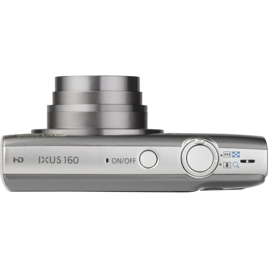 Canon Ixus 160 - Vue du dessus