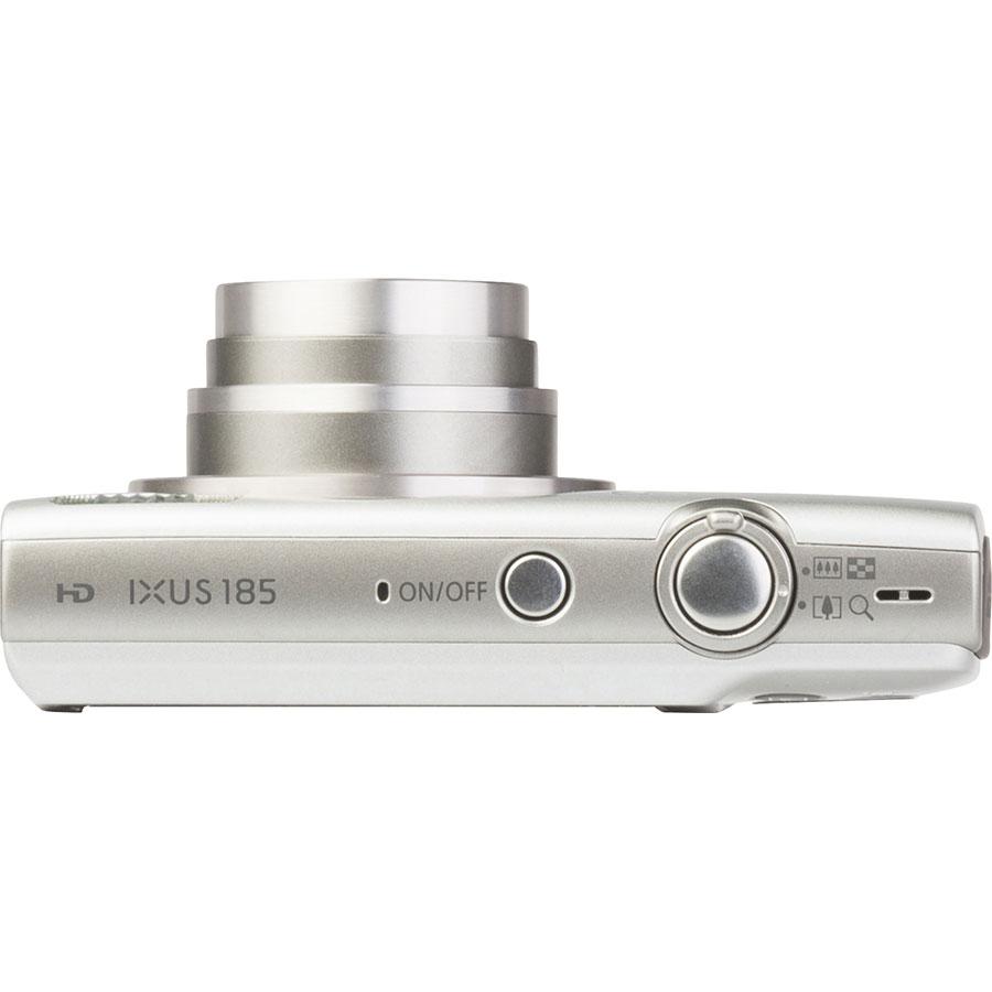 Canon Ixus 185 - Vue du dessus