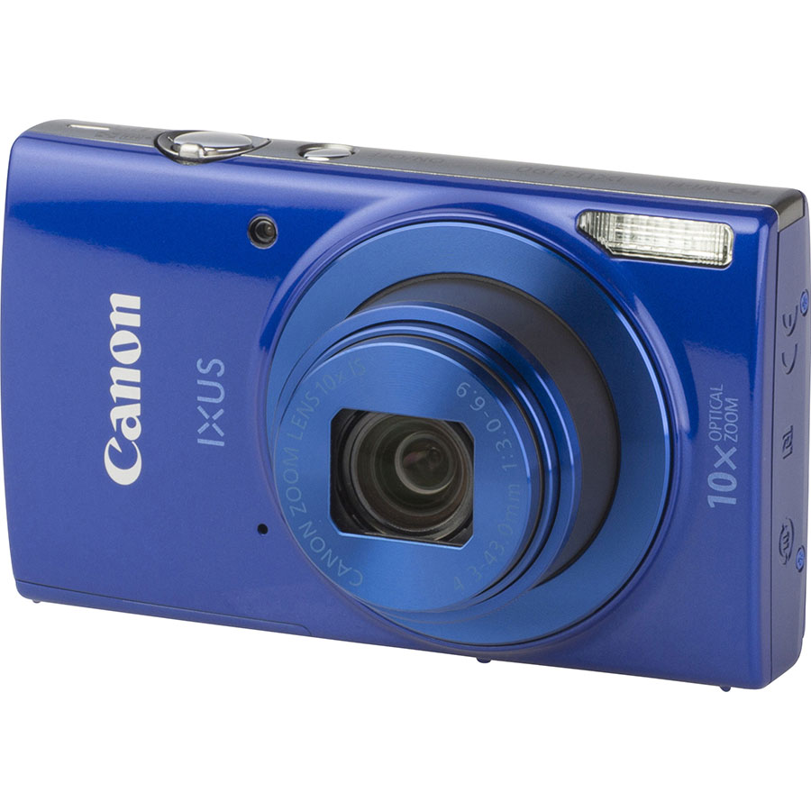 Canon Ixus 190 - Vue principale