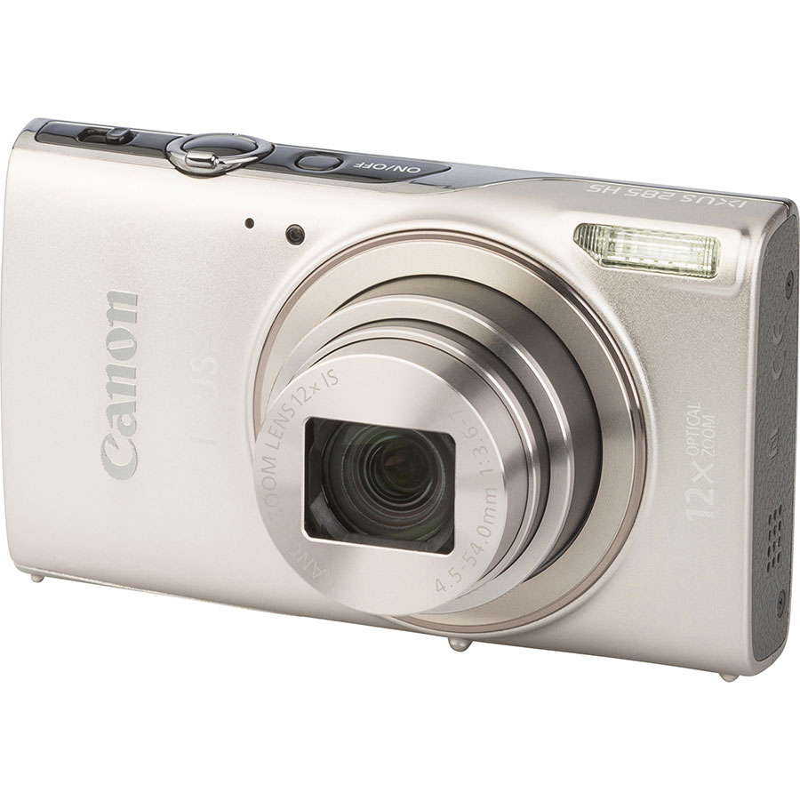 Canon Ixus 285 HS - Vue principale