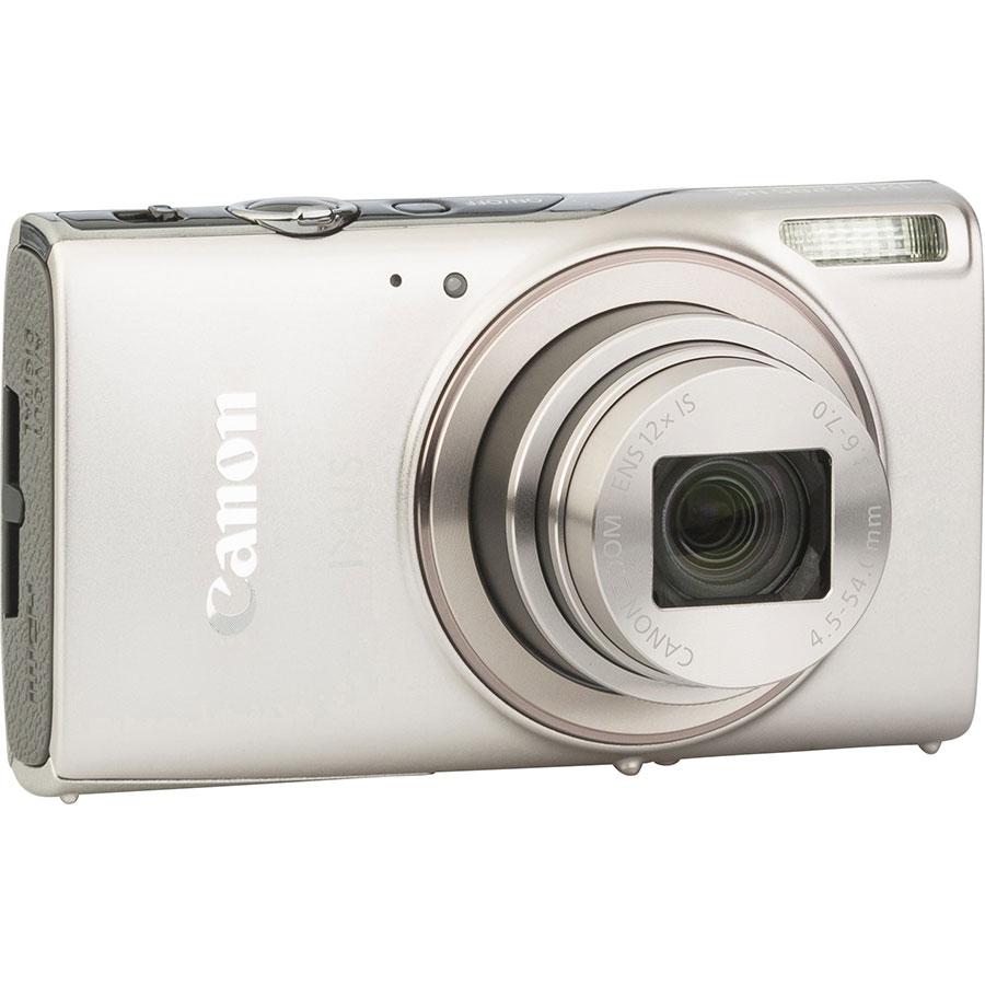 Canon Ixus 285 HS - Vue de 3/4 vers la droite