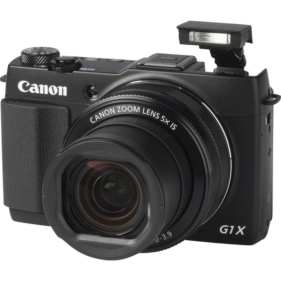 Canon PowerShot G1 X Mark II - Vue principale