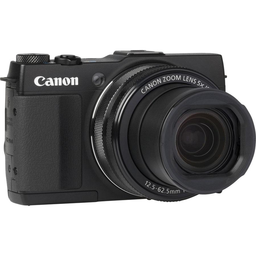 Canon PowerShot G1 X Mark II - Vue de 3/4 vers la droite