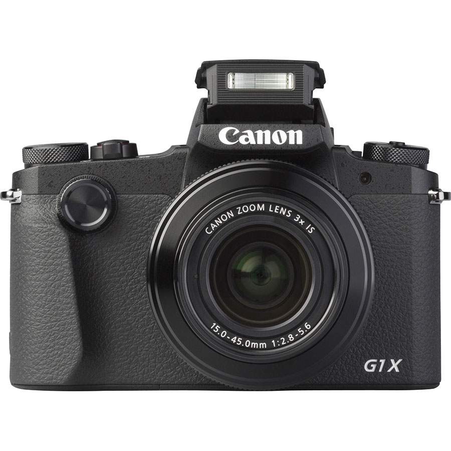Canon PowerShot G1 X Mark III - Vue de face