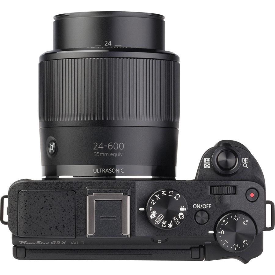 Canon PowerShot G3 X - Vue de dos