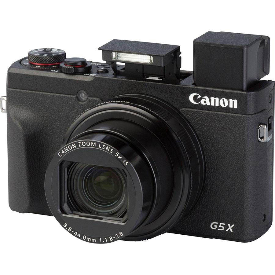 Canon PowerShot G5 X Mark II - Vue principale