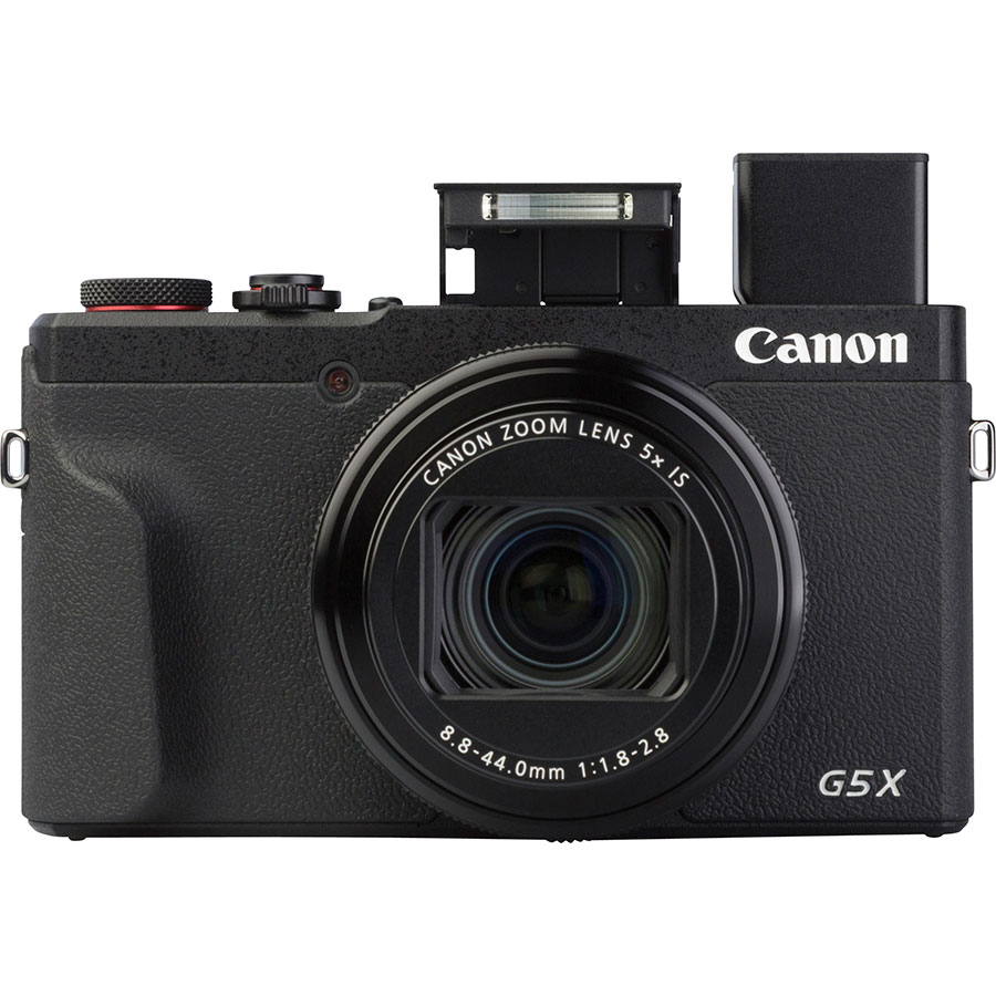 Canon PowerShot G5 X Mark II - Vue de face