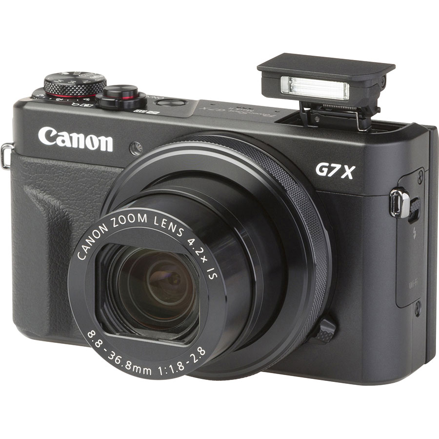 Canon PowerShot G7 X Mark II - Vue principale