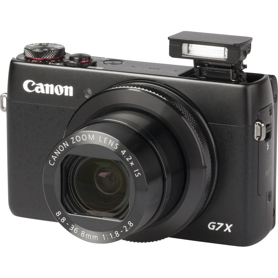 Canon PowerShot G7 X - Vue principale