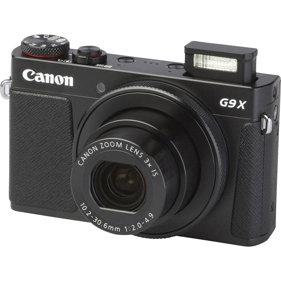 Canon PowerShot G9 X Mark II - Vue principale