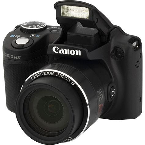 Canon PowerShot SX510 HS - Vue principale