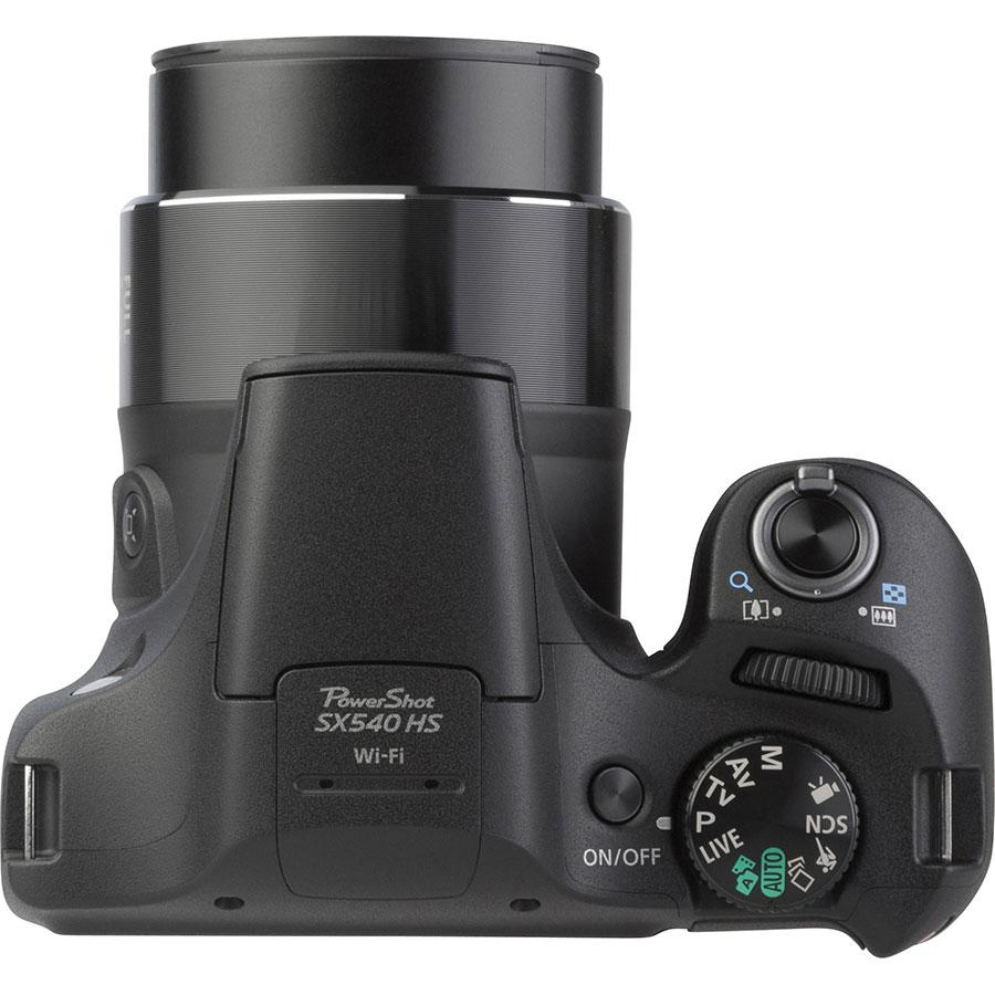 Canon PowerShot SX540 HS - Vue de face