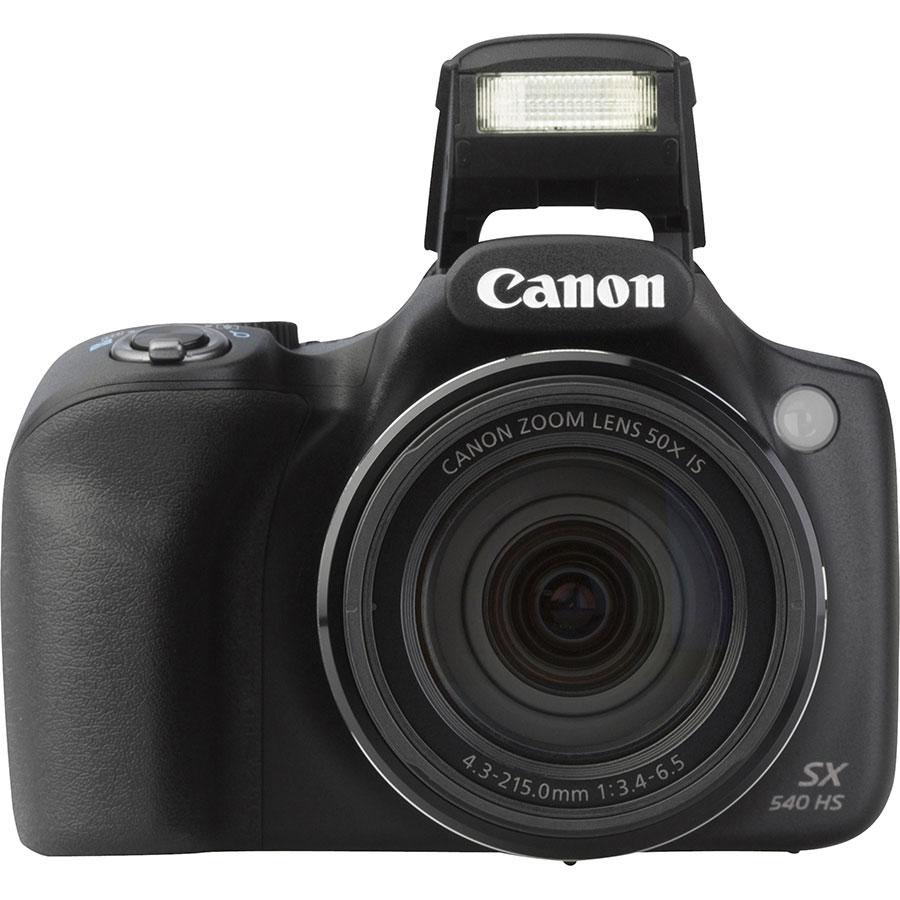 Canon PowerShot SX540 HS - Vue de dos