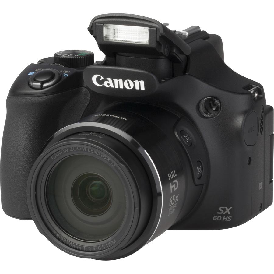 Canon PowerShot SX60 HS - Vue principale