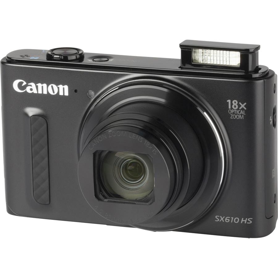Canon PowerShot SX610 HS - Vue principale