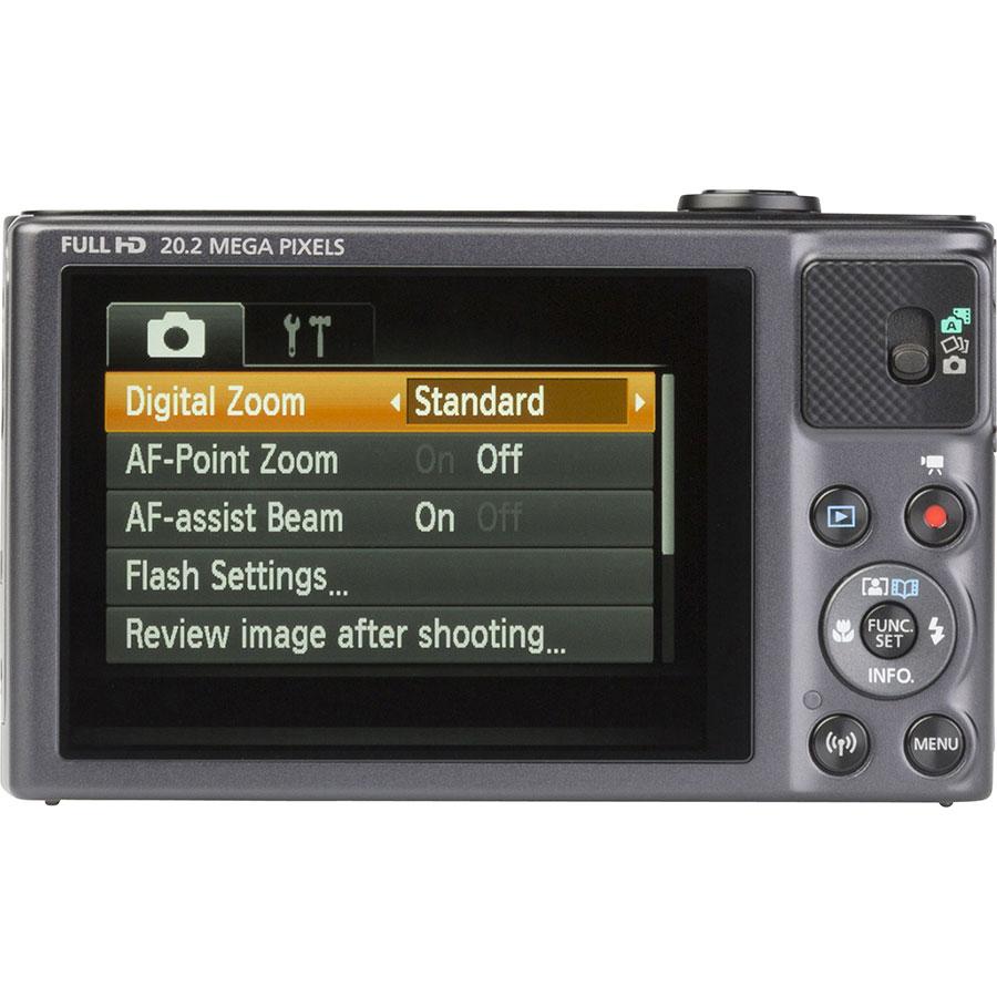 Canon PowerShot SX620 HS - Vue de face