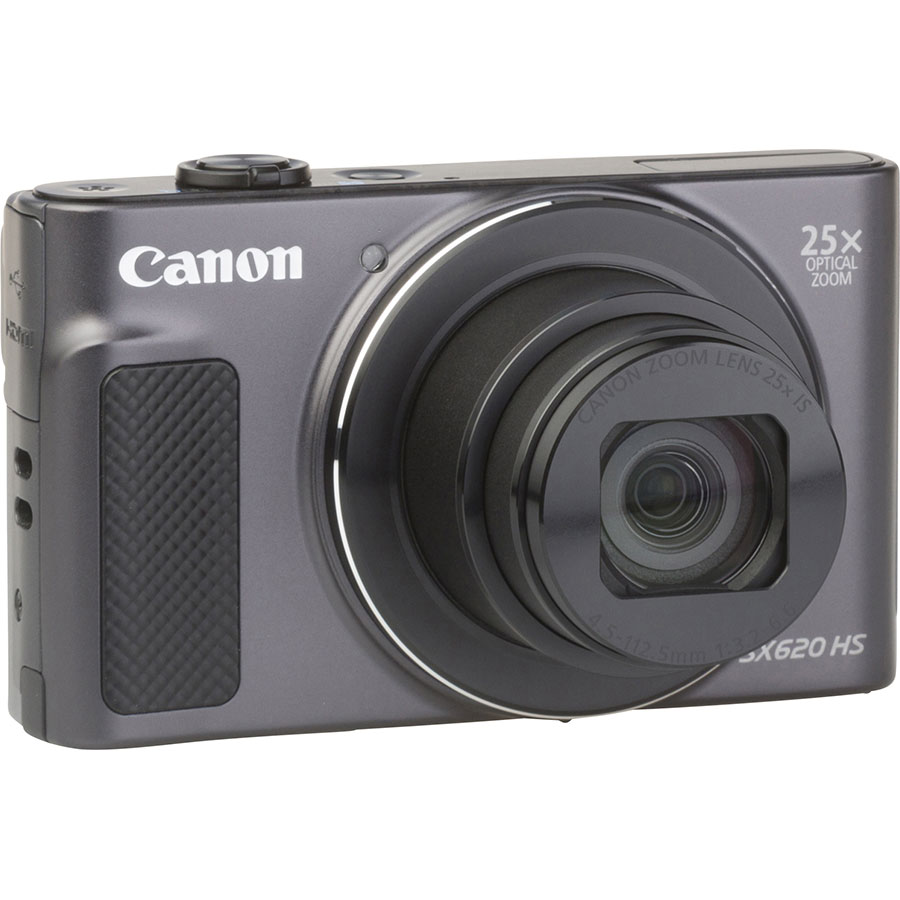 Canon PowerShot SX620 HS - Vue de 3/4 vers la droite