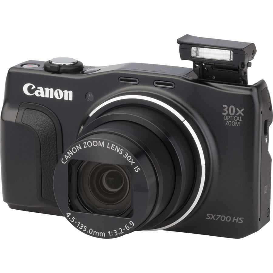 Canon PowerShot SX700 HS - Vue principale