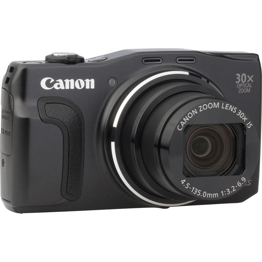 Canon PowerShot SX700 HS - Vue de dos