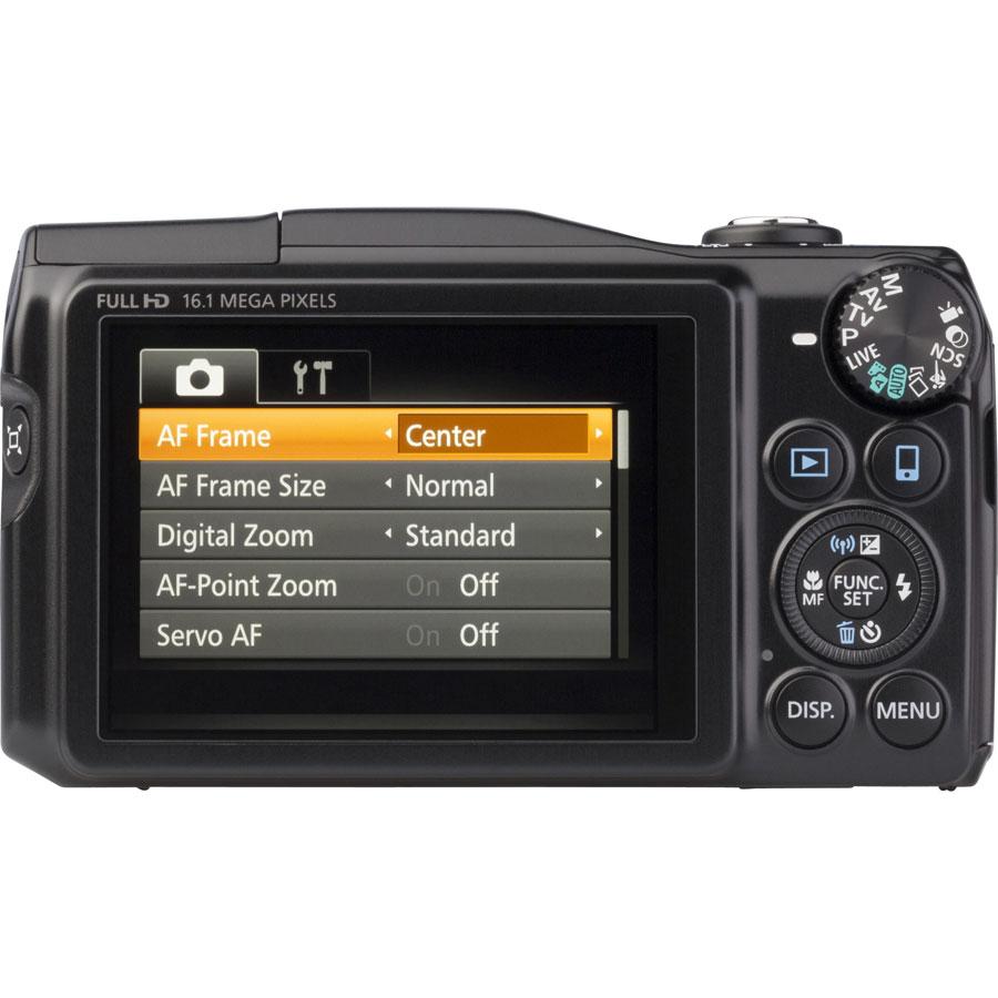 Canon PowerShot SX700 HS - Vue de 3/4 vers la droite