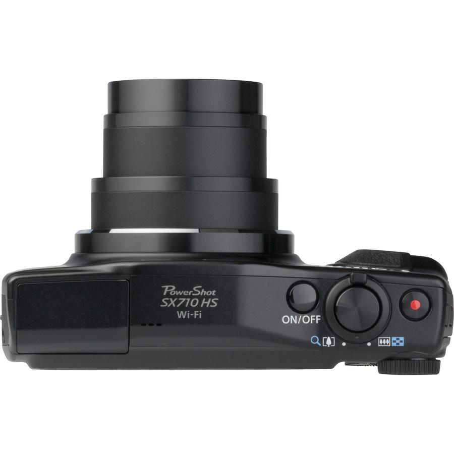 Canon PowerShot SX710 HS - Vue du dessus