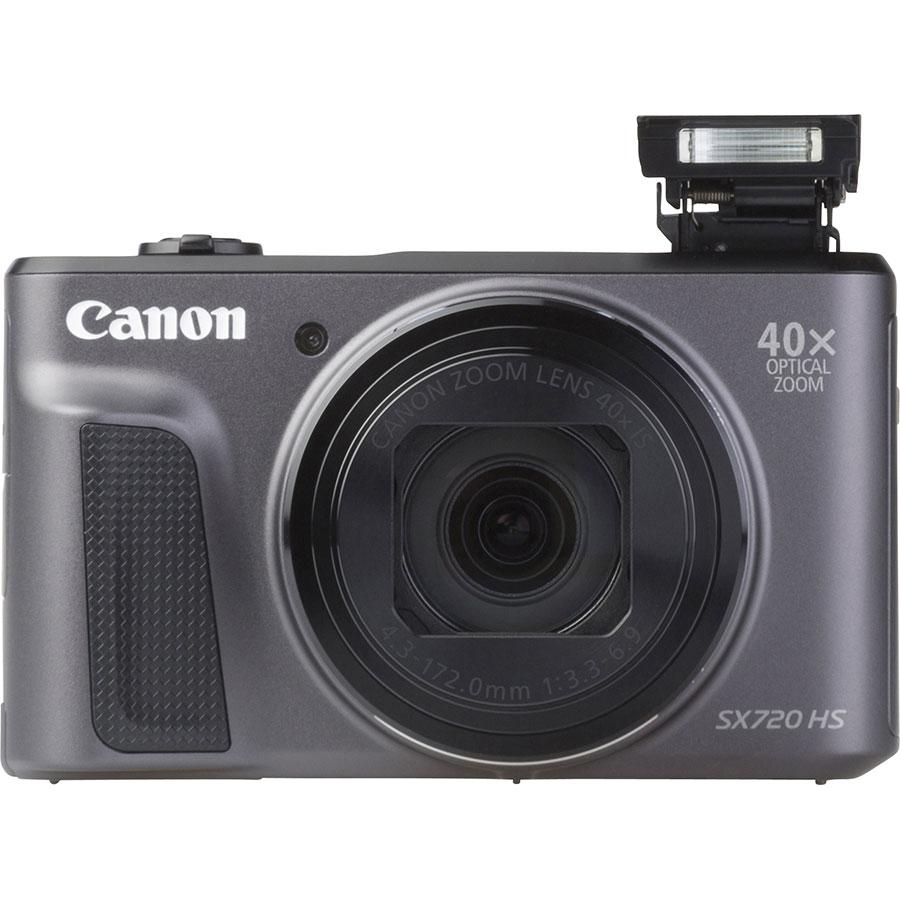 Canon PowerShot SX720 HS - Vue de face