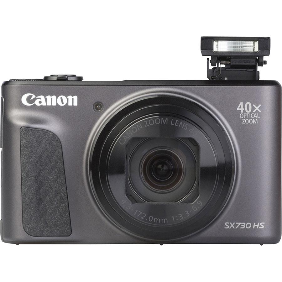 Canon Powershot SX730 HS - Vue de face