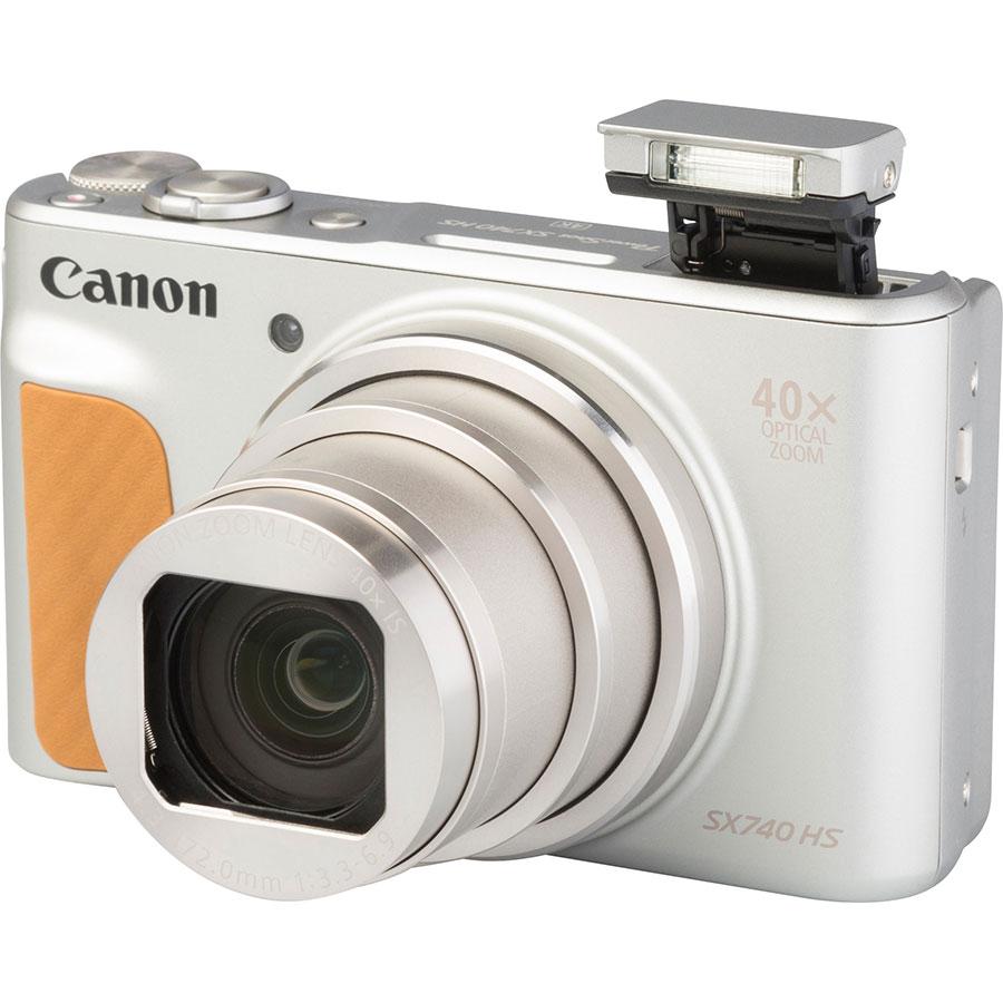 Canon PowerShot SX740 HS - Vue principale