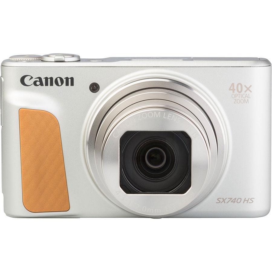 Canon PowerShot SX740 HS - Autre vue de face