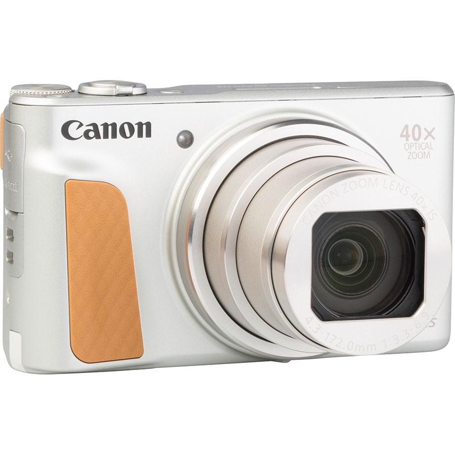 Canon PowerShot SX740 HS - Vue de 3/4 vers la droite