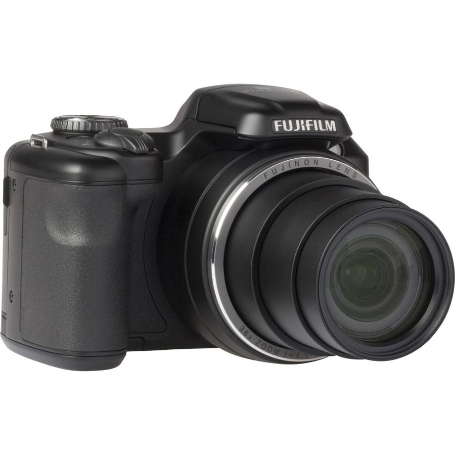 Fujifilm FinePix S8600 - Vue de 3/4 vers la droite