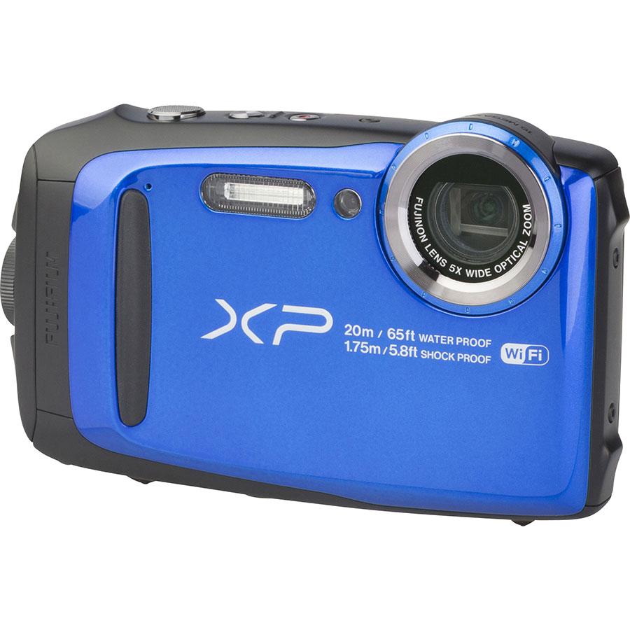 Fujifilm FinePix XP120 - Vue principale