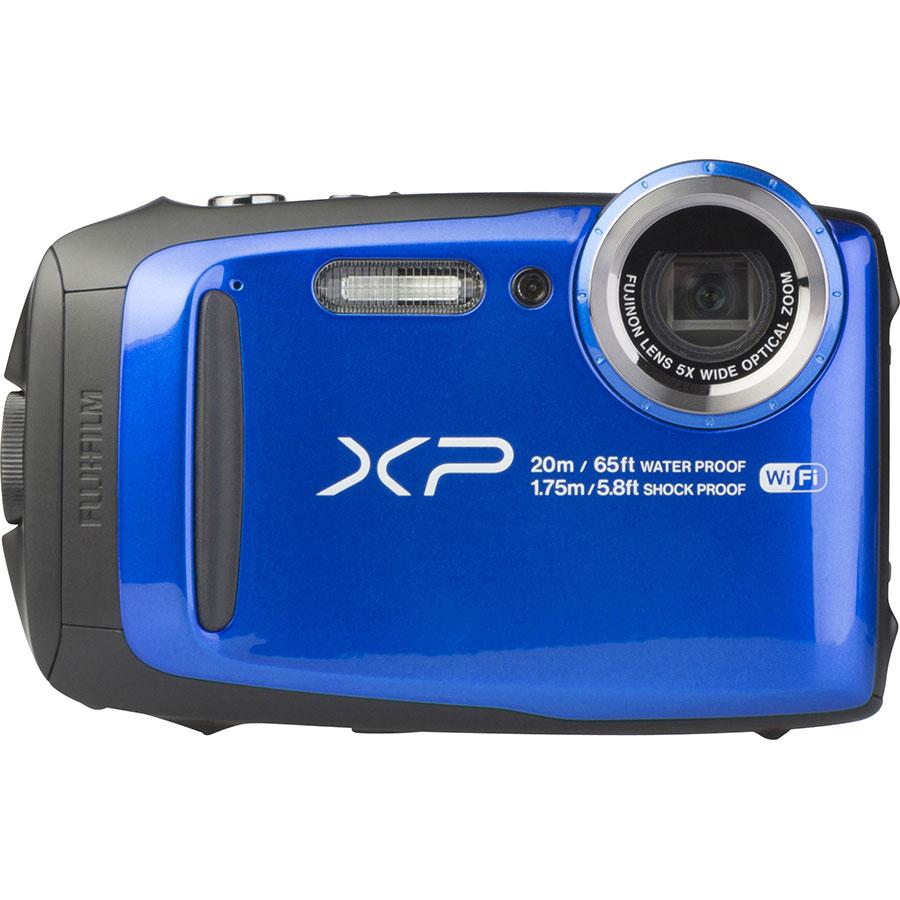 Fujifilm FinePix XP120 - Vue de face