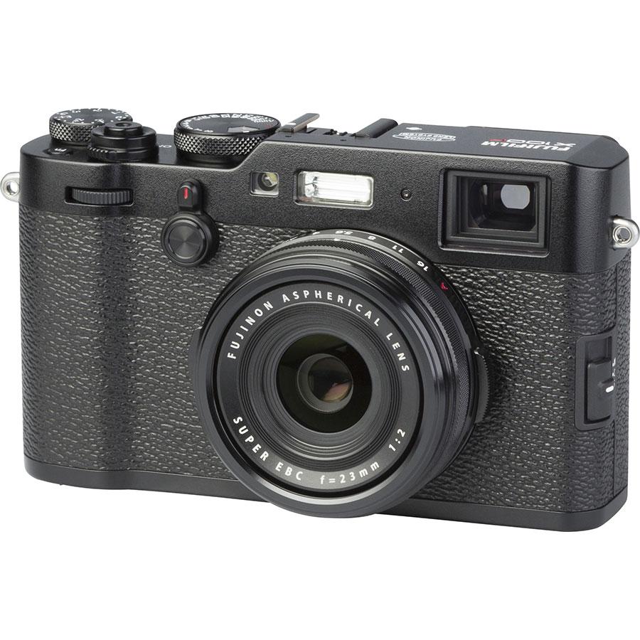 Fujifilm X100F - Vue principale