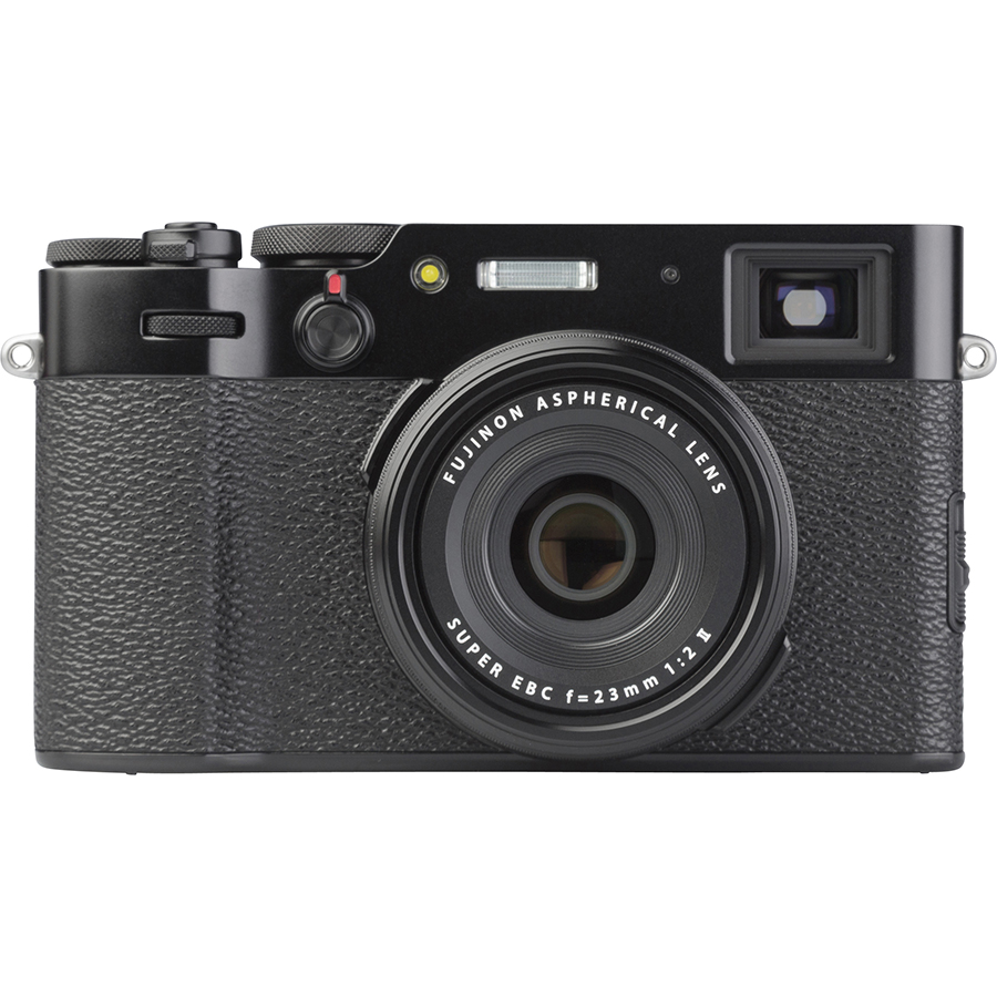 Fujifilm X100V - Vue de face