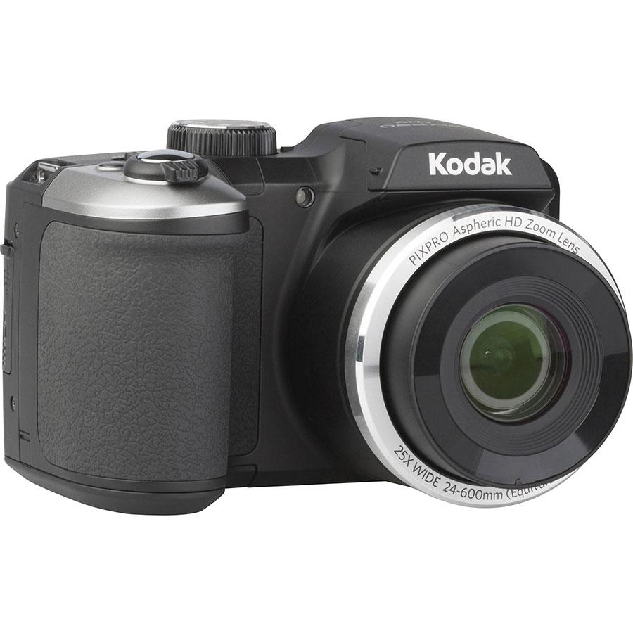 Kodak Pixpro AZ251 - Vue du dessus