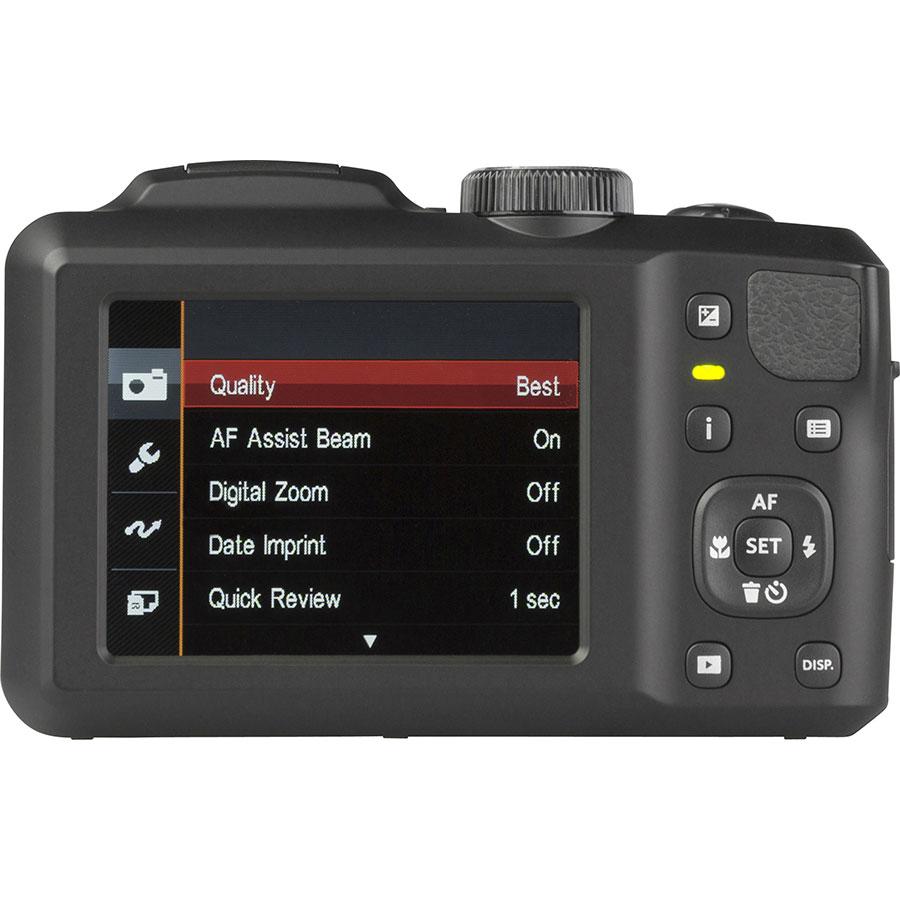 Kodak Pixpro AZ251 - Vue de dos